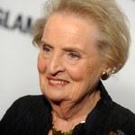 Madeleine Albright: To, co robią Rosjanie, jest nieakceptowalne
