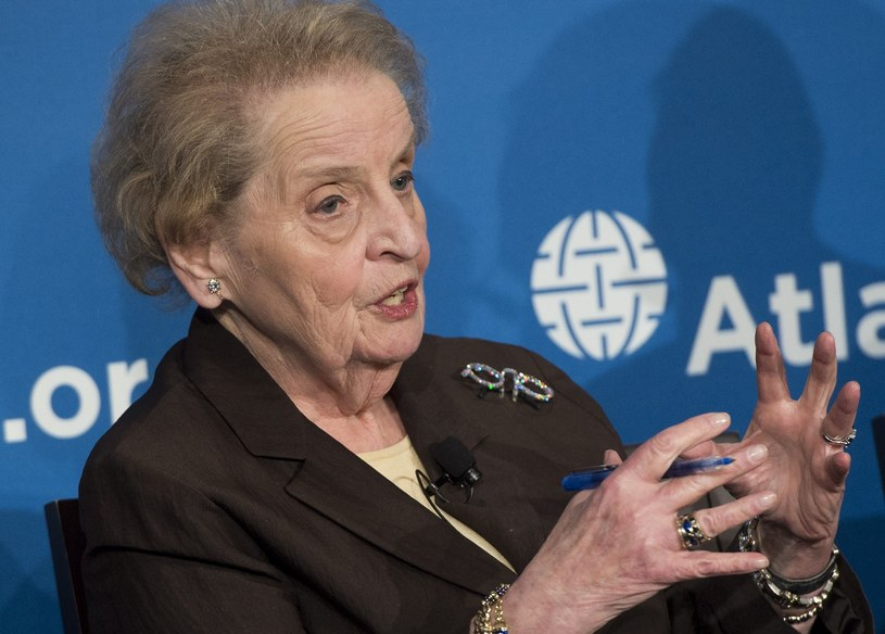 Madeleine Albright /AFP