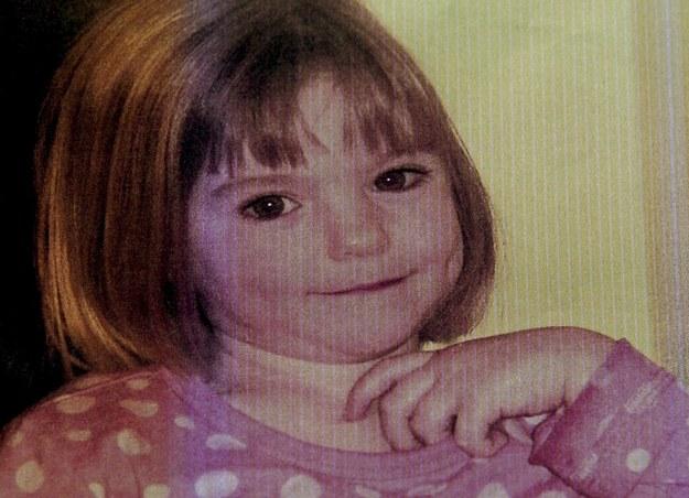 Madeleine McCann w chwili zaginięcia miała 4 lata / LUIS FORRA   /PAP/EPA