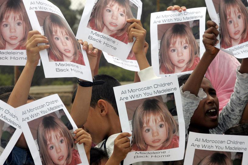 Madeleine McCann zaginęła 3 maja 2007 roku /AFP