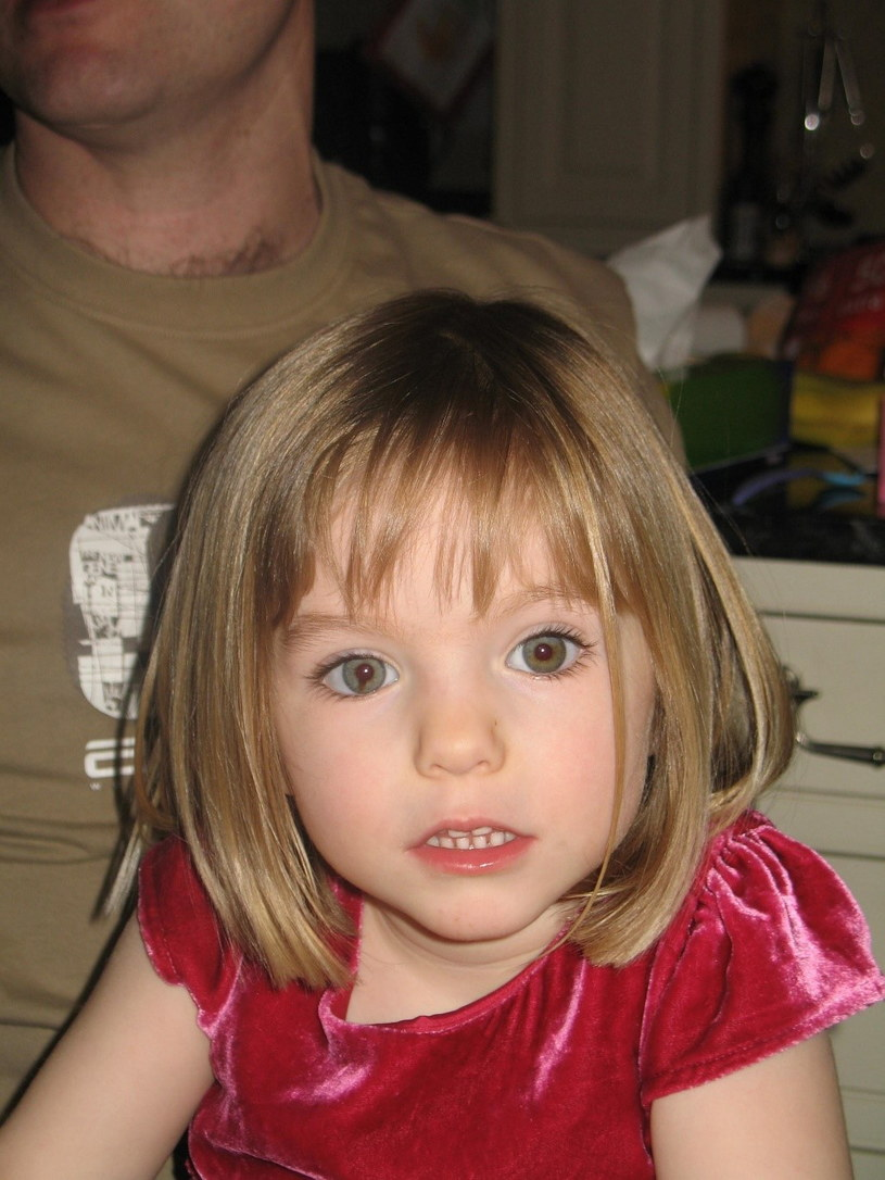 Madeleine McCann  zaginęła w 2007 roku /LONDON METROPOLITAN POLICE/HANDOUT /PAP