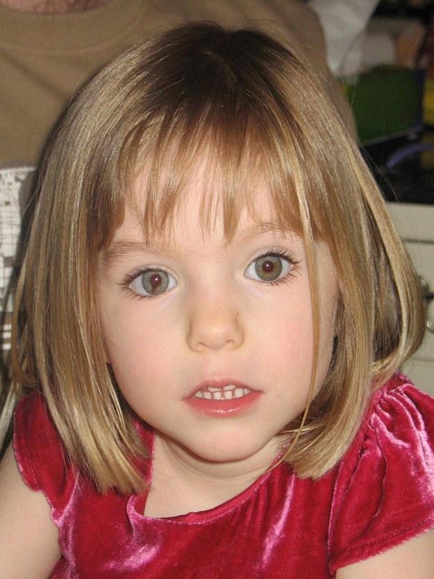 Madeleine McCann zaginęła w 2007 roku / PA Wire    /PAP/EPA
