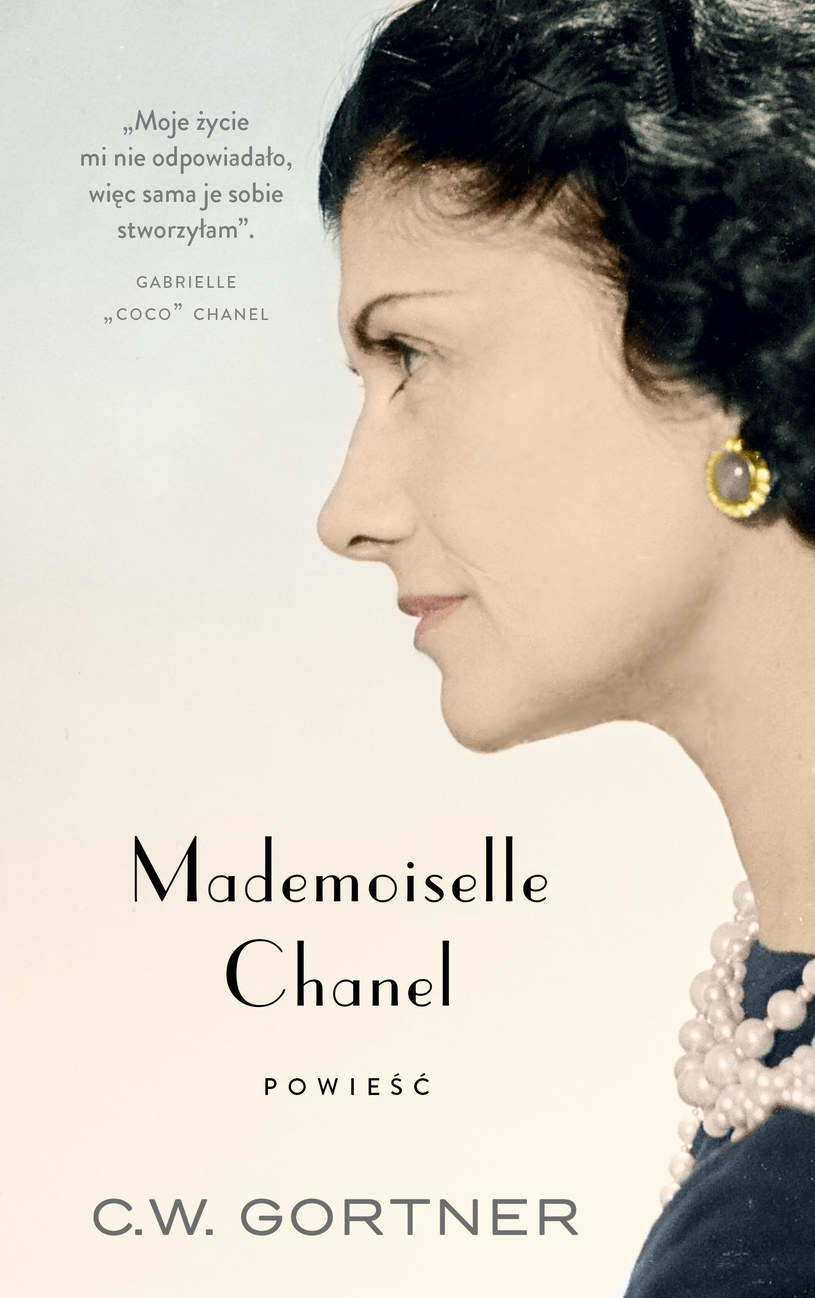 Mademoiselle Chanel, Christopher W. Gortner /materiały prasowe