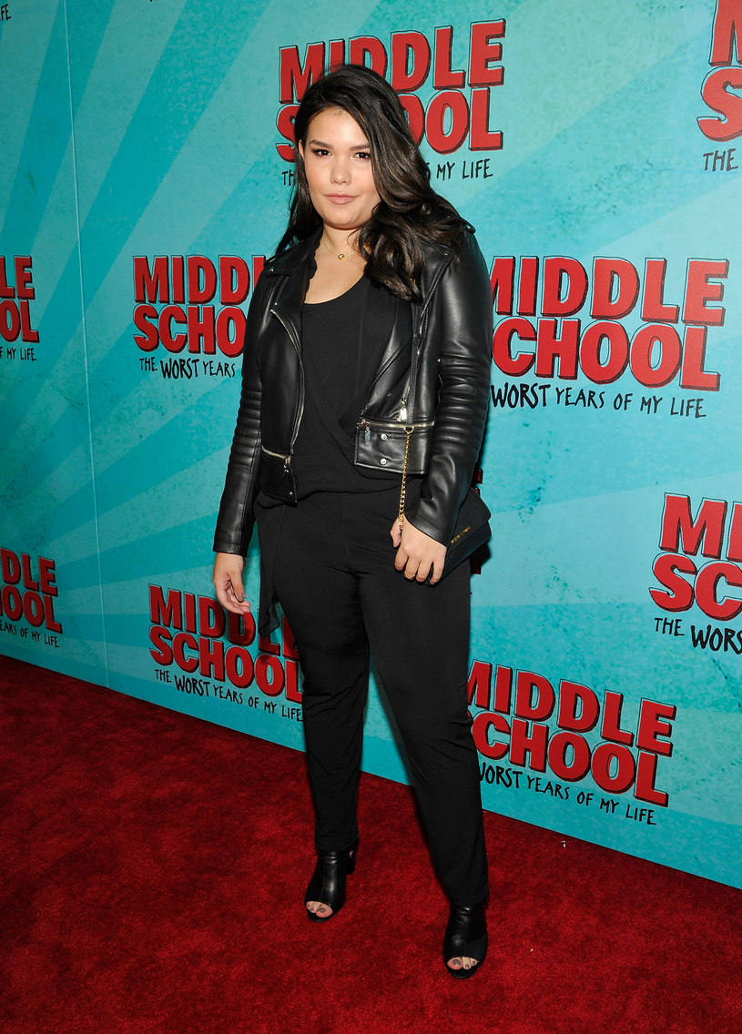 Madison De La Graza, siostra Demi Lovato /John Sciulli /Getty Images