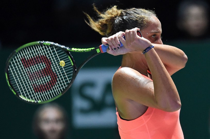 Madison Keys /AFP