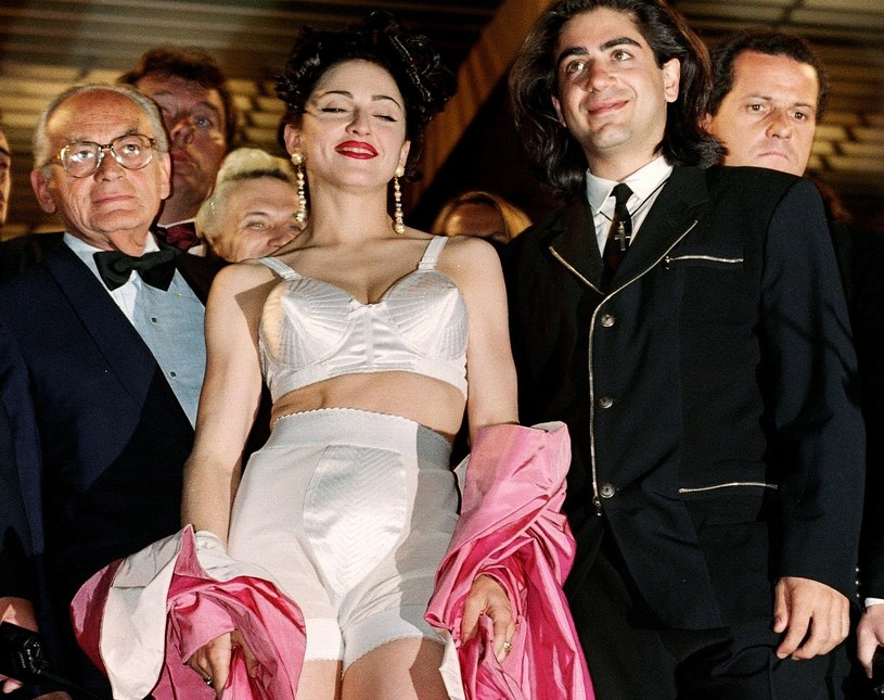 Madonna, Cannes 1991 /STAFF /East News