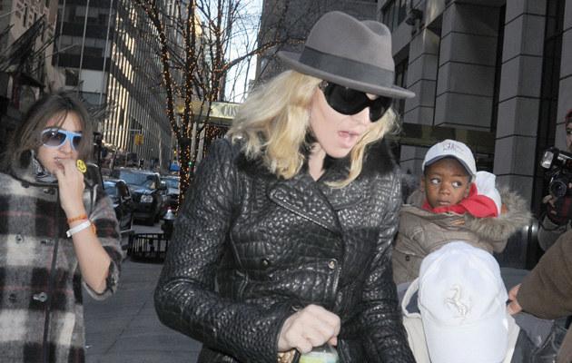 Madonna, fot. Arnaldo Magnani  /Getty Images/Flash Press Media