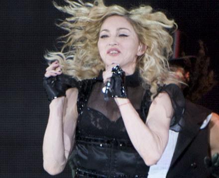 Madonna fot. Carlos Alvarez /Getty Images/Flash Press Media