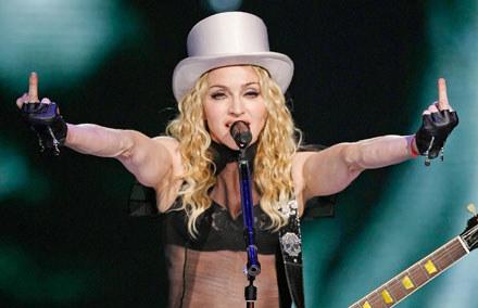 Madonna fot. Ethan Miller /Getty Images/Flash Press Media
