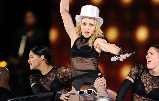 Madonna fot. Gustavo Caballero  /Getty Images/Flash Press Media