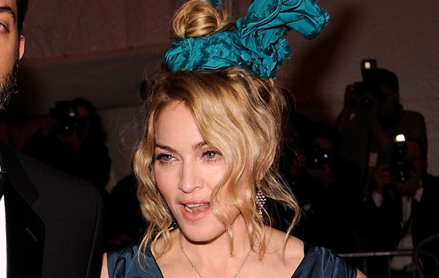Madonna, fot. Larry Busacca   /Getty Images/Flash Press Media