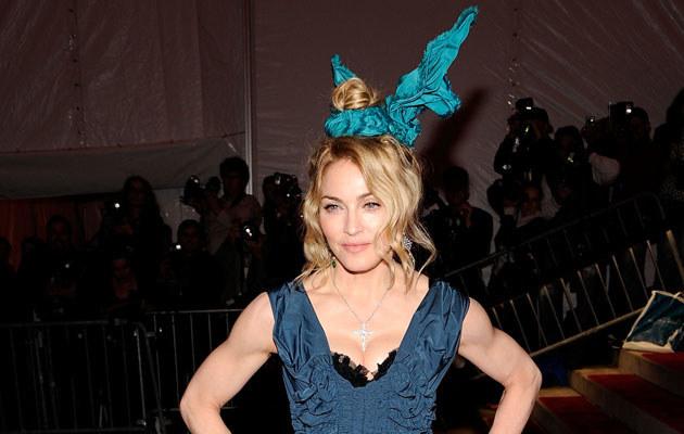 Madonna, fot. Larry Busacca  /Getty Images/Flash Press Media