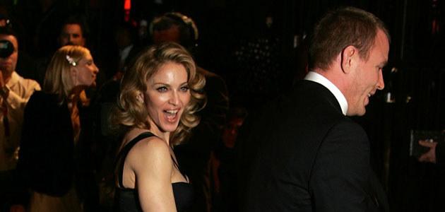 Madonna i Guy, fot. Mark Mainz  /Getty Images/Flash Press Media