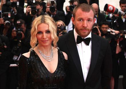 Madonna i Guy Ritchie fot. Gareth Cattermole /Getty Images/Flash Press Media