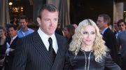 Madonna i Guy Ritchie spotkali się na 15. urodzinach ich syna Rocco