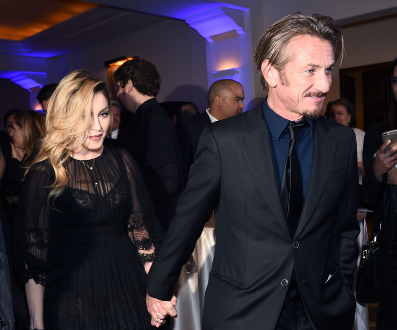 Madonna i Sean Penn /East News