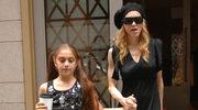 Madonna jest surową matką