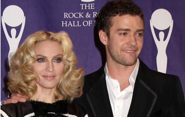Madonna, Justin Timberlake  /Splashnews
