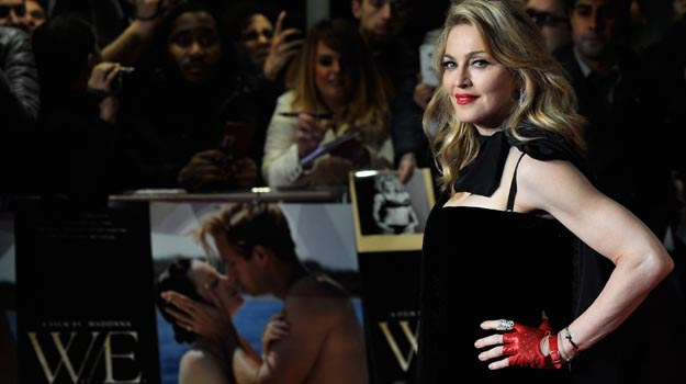 Madonna już po raz trzeci stanie za kamerą - fot. Gareth Cattermole /Getty Images/Flash Press Media