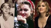 Madonna kończy 60 lat. Zobacz, jak zmieniała się królowa popu