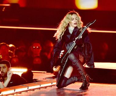 Madonna: Łzy na koncercie w Nowej Zelandii