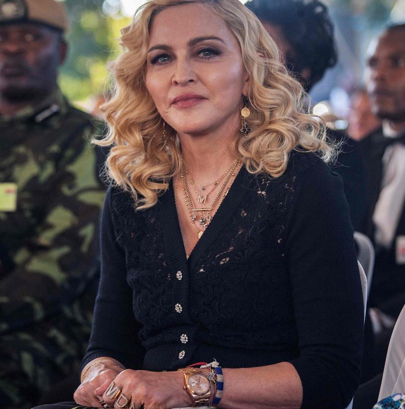 Madonna - mistrzyni kreowania trendów /East News