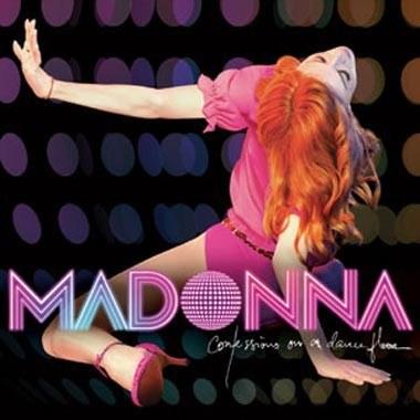 "Madonna na okładce ""Confessions On A Dance Floor"" /"