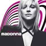 """Madonna na okładce singla """"Die Another Day"""" /INTERIA.PL"""