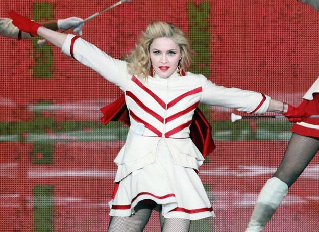 Madonna na scenie - fot. Taylor Hill /Getty Images