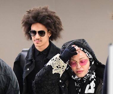 Madonna na zdjęciu ze swoim 27-letnim chłopakiem. Kim jest Ahlamalik Williams?