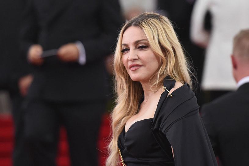 Madonna nie radzi sobie z odejściem syna /Getty Images