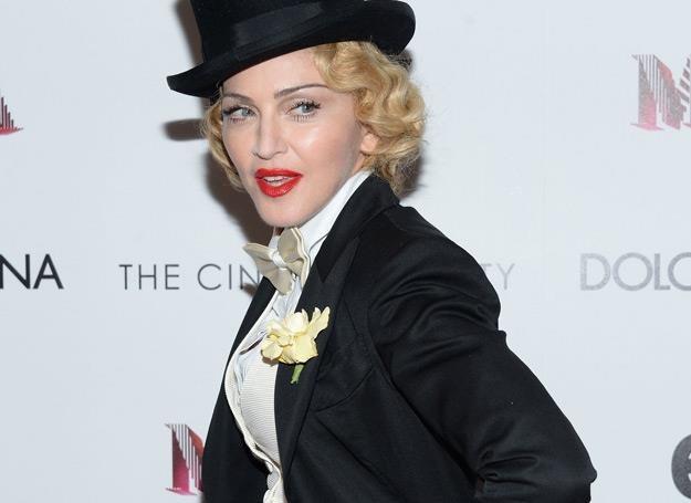 Madonna niespodziewanie przyleciała do Rzymu /arch. AFP