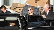 Madonna odwiedza poszkodowanych