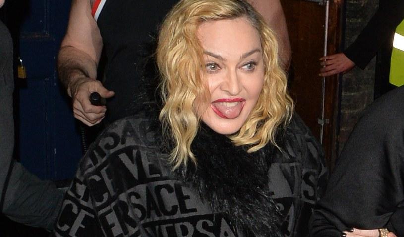 Madonna odwołuje koncerty w Europie /Splash News /East News