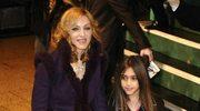 Madonna pilnuje córki