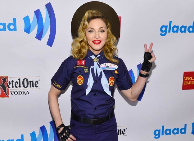 Madonna protestuje przeciwko dyskryminacji harcerzy gejów - fot. Larry Busacca /Getty Images/Flash Press Media