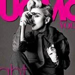 """Madonna prowokuje w męskim wydaniu """"Vogue'a"""""""