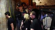 Madonna przed Ścianą Płaczu