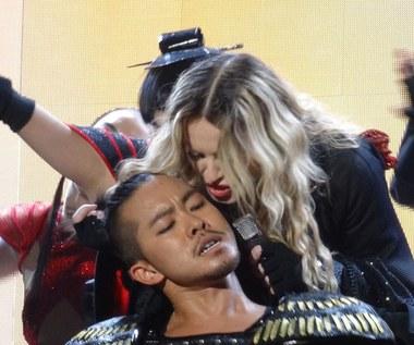 """Madonna rozpoczęła trasę """"Rebel Heart Tour"""" - Montreal, 9 września 2015 r."""