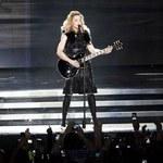 Madonna: Swastyka na czole