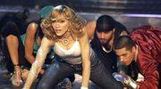 Madonna uczy się tańczyć