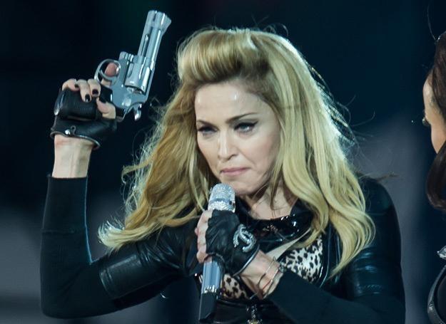 Madonna uwielbia prowokacje - fot. Ian Gavan /Getty Images/Flash Press Media