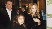 Madonna w Afryce bez męża