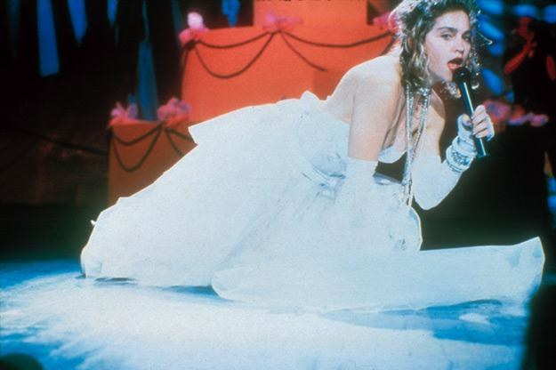 Madonna w latach 80. wyrosła na największą gwiazdę kobiecego popu - fot. Frank Micelotta /Getty Images/Flash Press Media