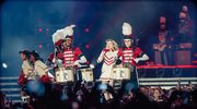 Madonna w Warszawie: Bombastyczny show, milczące trybuny
