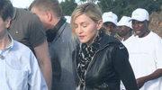 Madonna wróciła do Malawi