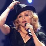 Madonna wspiera gangstera
