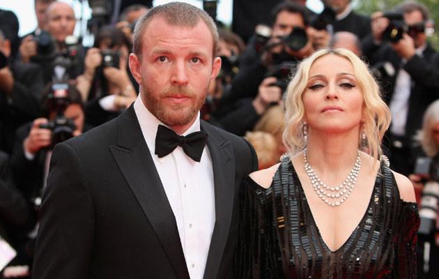 Madonna z mężem, fot. Sean Gallup  /Getty Images/Flash Press Media
