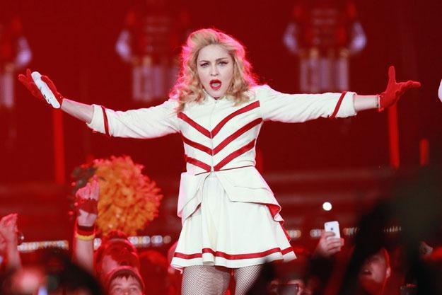 Madonna za wszelką cenę chce pomóc ofiarom Sandy fot. Taylor Hill /Getty Images/Flash Press Media