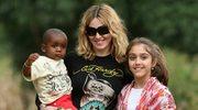 Madonna zbuduje sierociniec